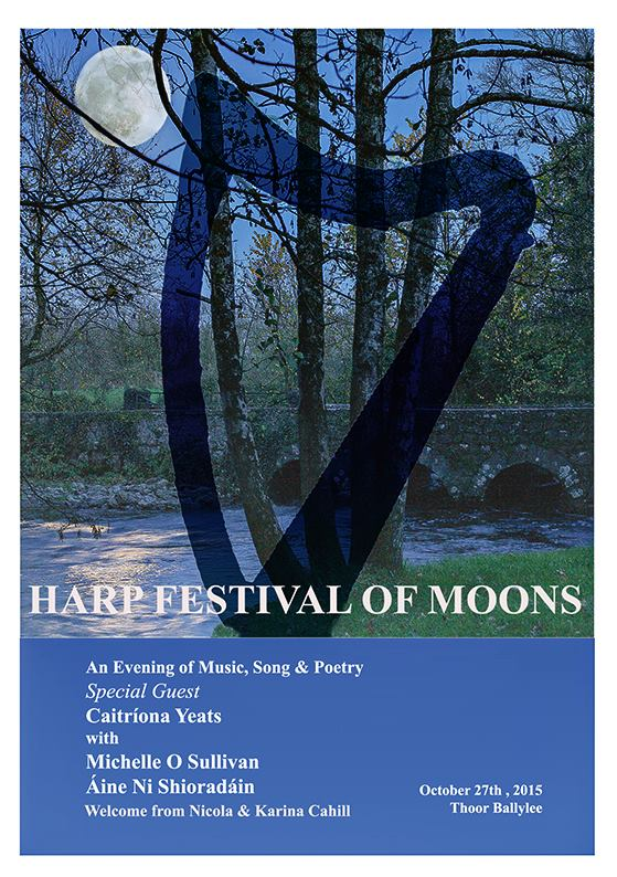 Yeats Harp Moons