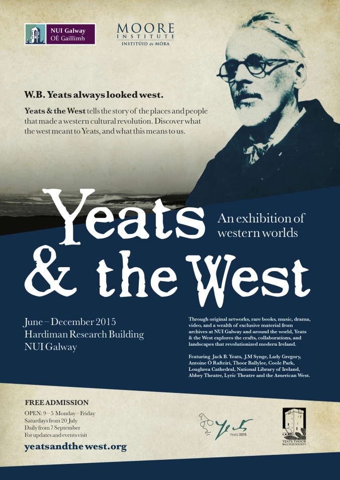 Yeats & West Poster11