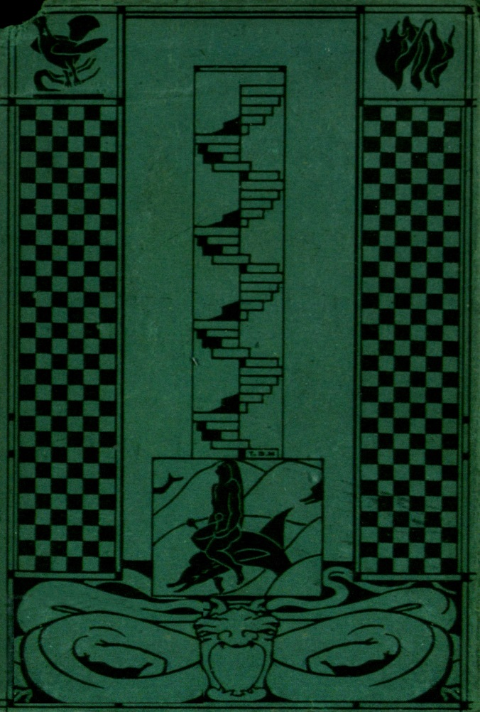 The Winding Stair (1933) cover by Thomas Sturge Moore
